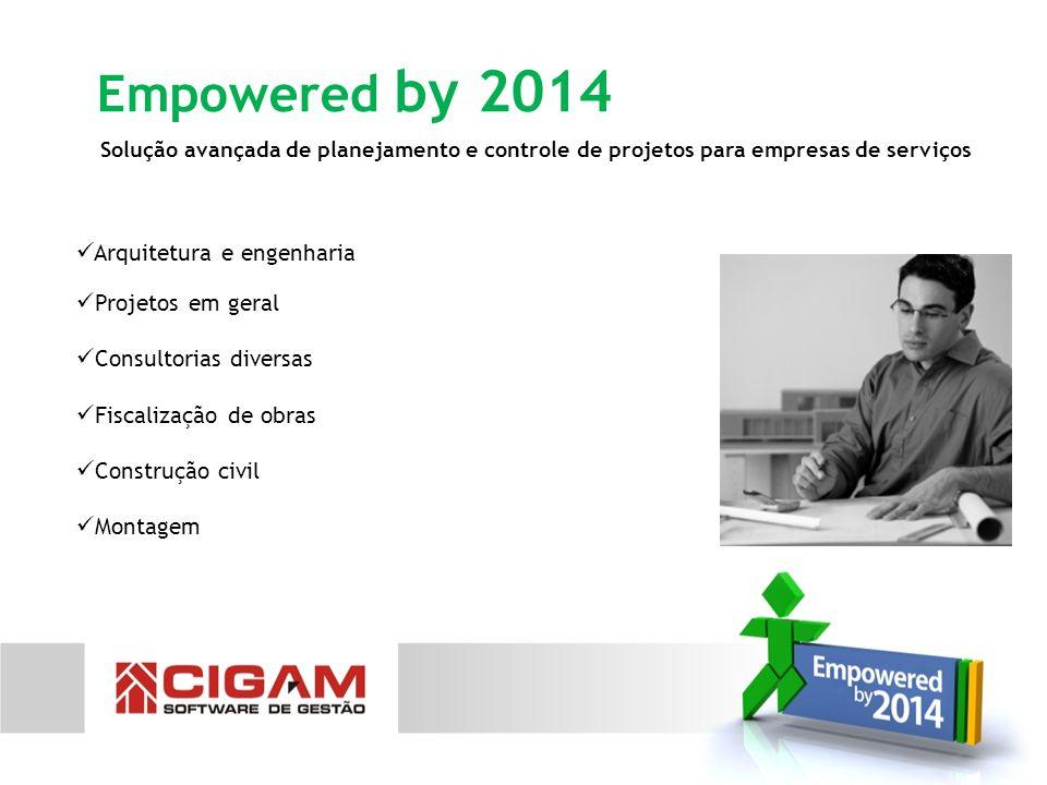 Empowered by 2014 Arquitetura e engenharia Projetos em geral
