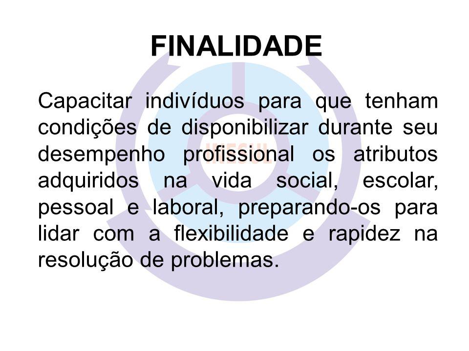 FINALIDADE