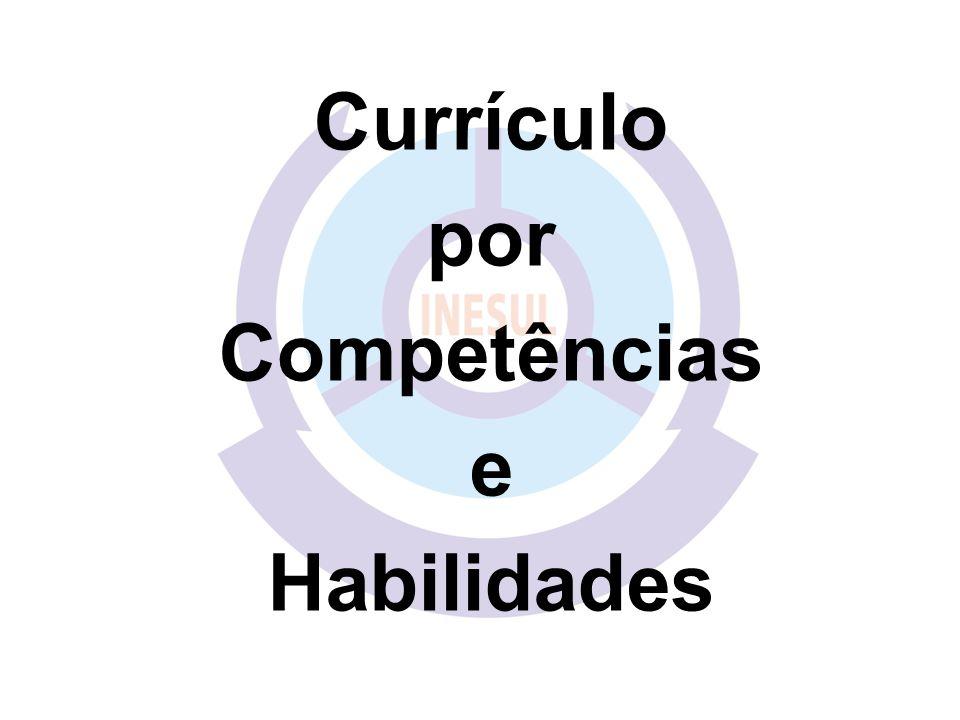Currículo por Competências e Habilidades