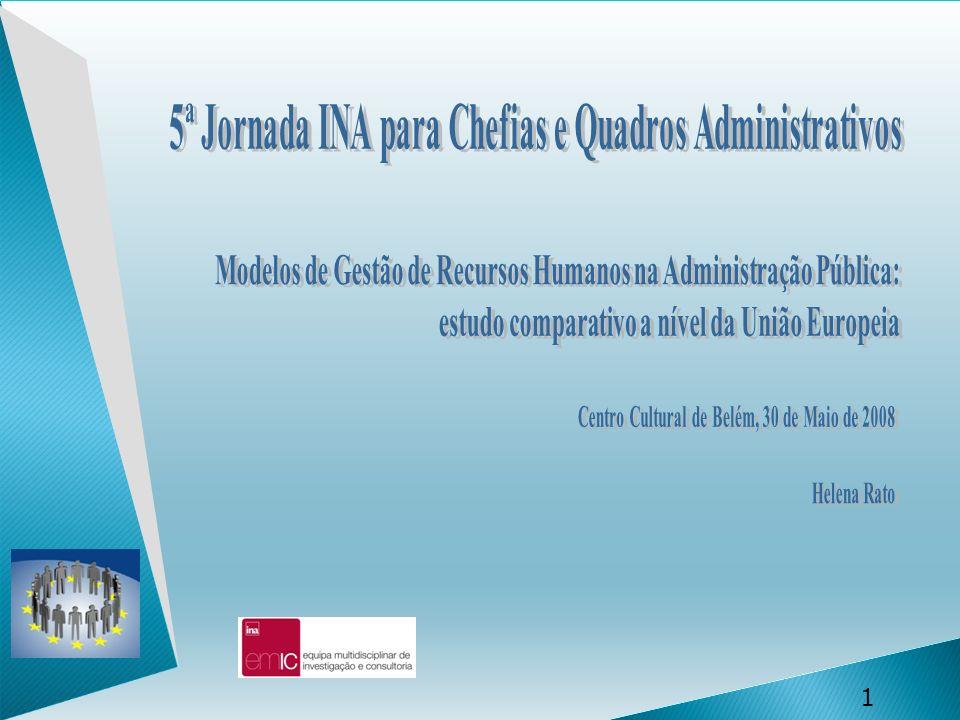 5ª Jornada INA para Chefias e Quadros Administrativos
