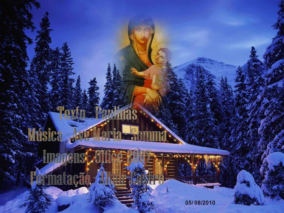 Música - Ave Maria - Somma Imagens - Office 2007