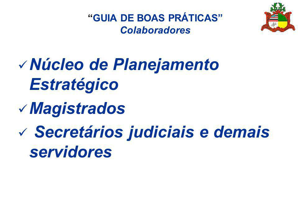 GUIA DE BOAS PRÁTICAS Colaboradores