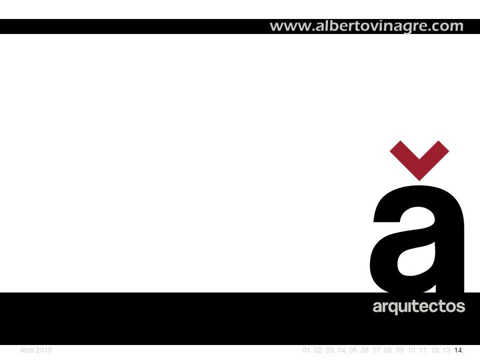 www.albertovinagre.com Abril 2010