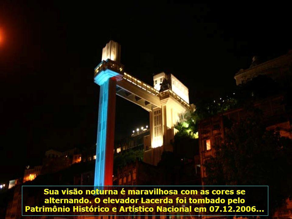 P0014430 - SALVADOR - ELEVADOR LACERDA-700