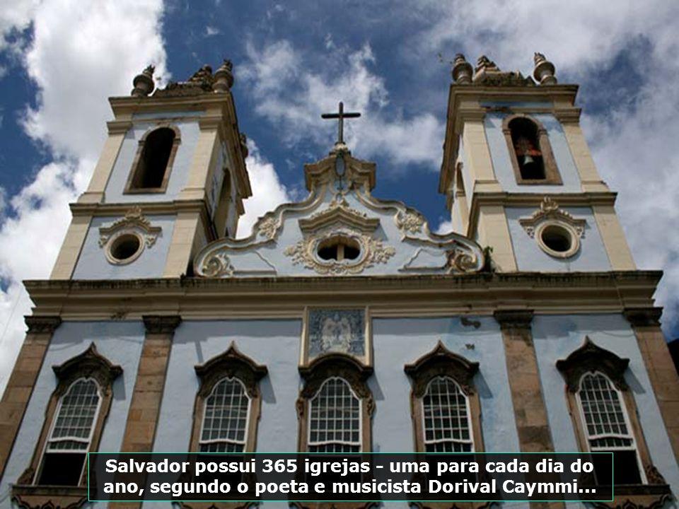 IMG_0120 - SALVADOR - TORRE IGREJA ROSÁRIO DOS PRETOS - 700
