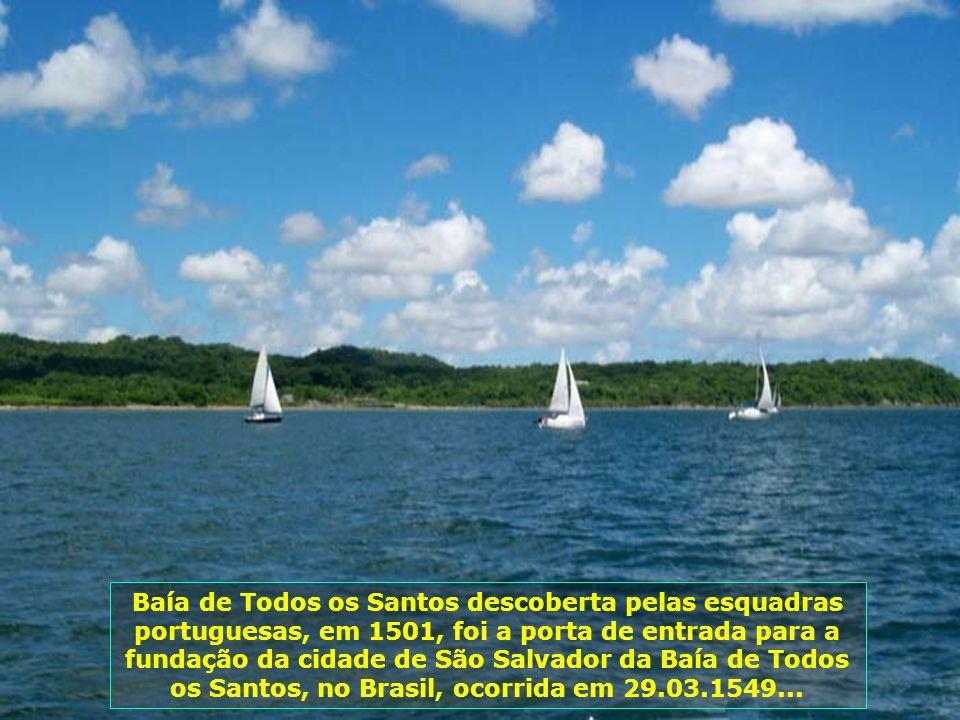 P0014691 - SALVADOR - BAÍA DE TODOS OS SANTOS-700