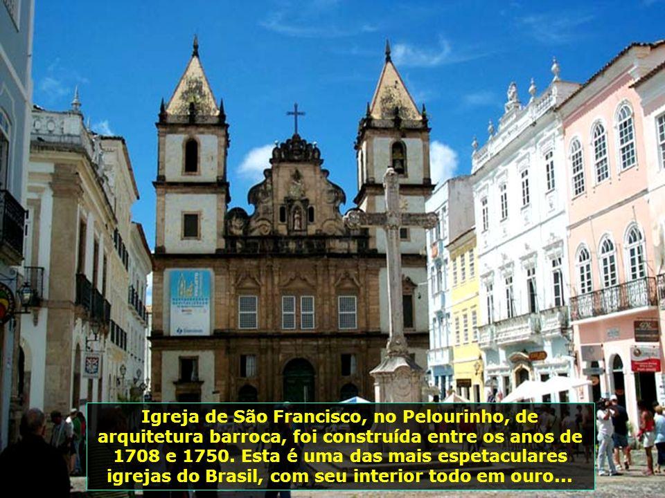 P0014468 - SALVADOR – PELOURINHO – IGREJA SÃO FRANCISCO-700