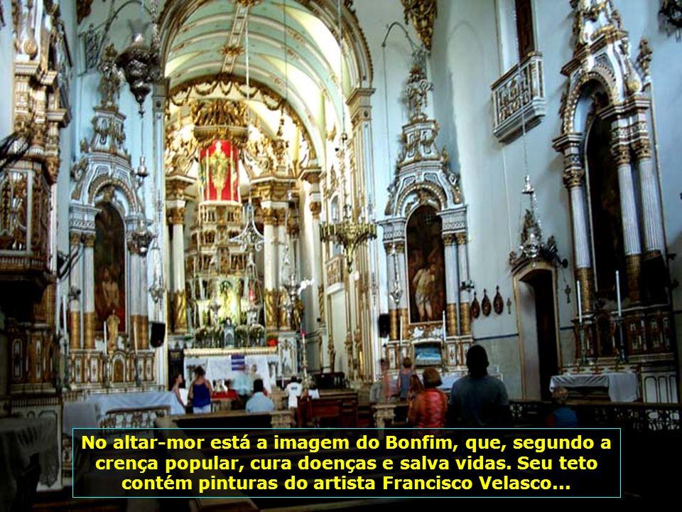 P0014501 - SALVADOR - IGREJA DO SENHOR DO BONFIM - INTERNA-700