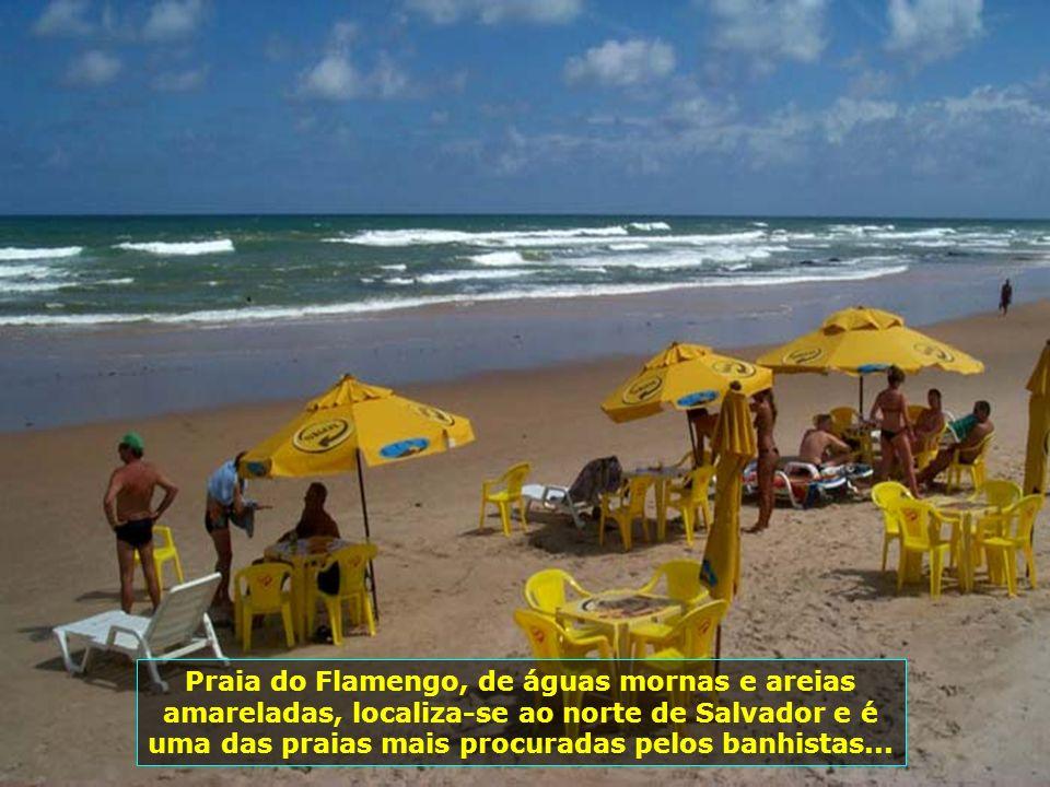 P0014288 - SALVADOR - PRAIA DO FLAMENGO-700
