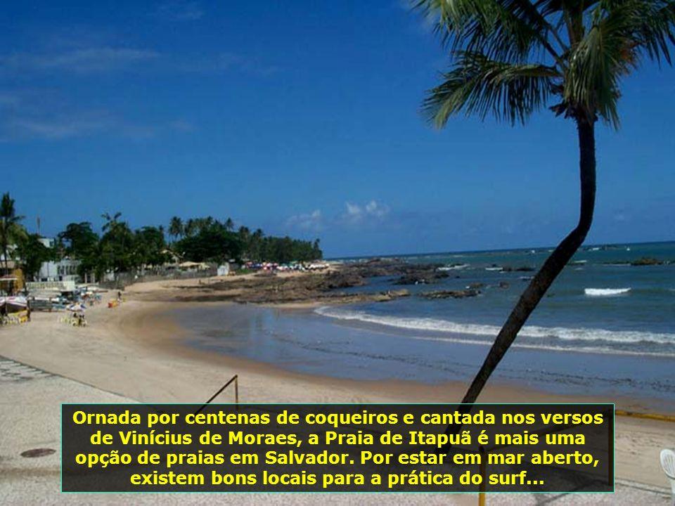 P0014266 - SALVADOR - PRAIA DE ITAPUÃ-700