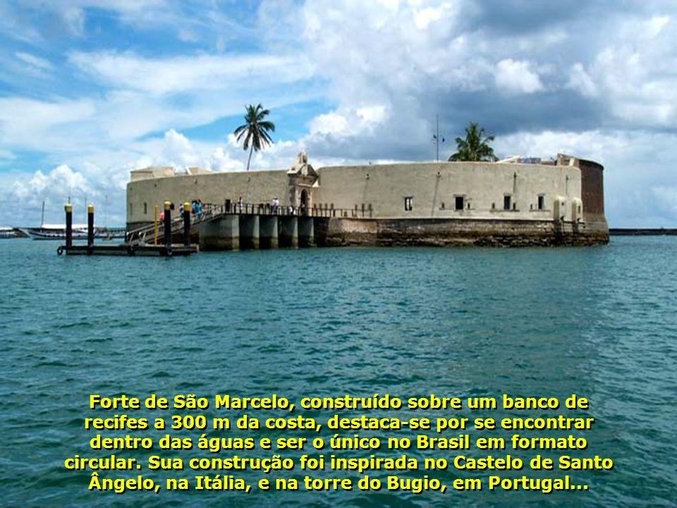 P0014647 - SALVADOR – FORTE DE SÃO MARCELO-700
