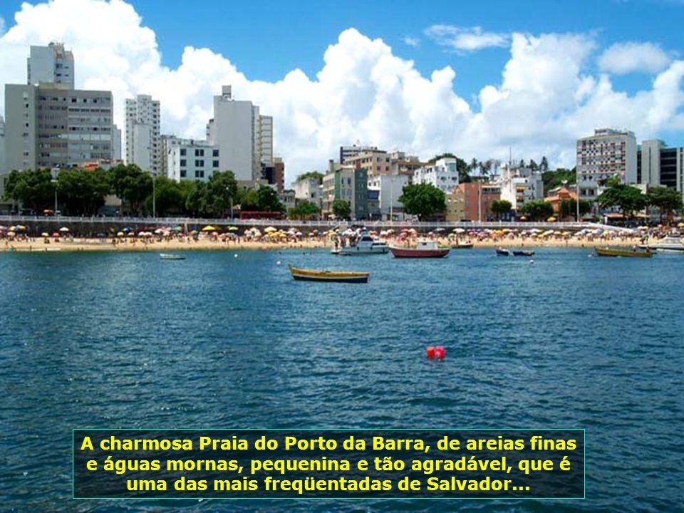 P0014618 - SALVADOR - PRAIA PORTO DA BARRA-700