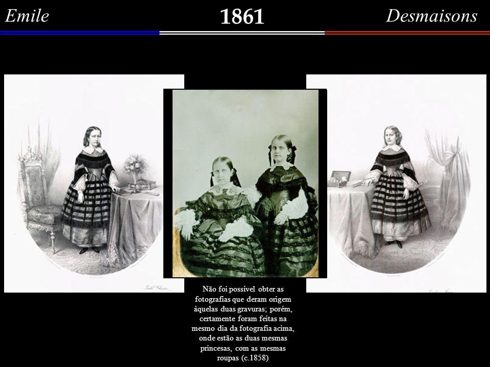 Emile Desmaisons 1861.