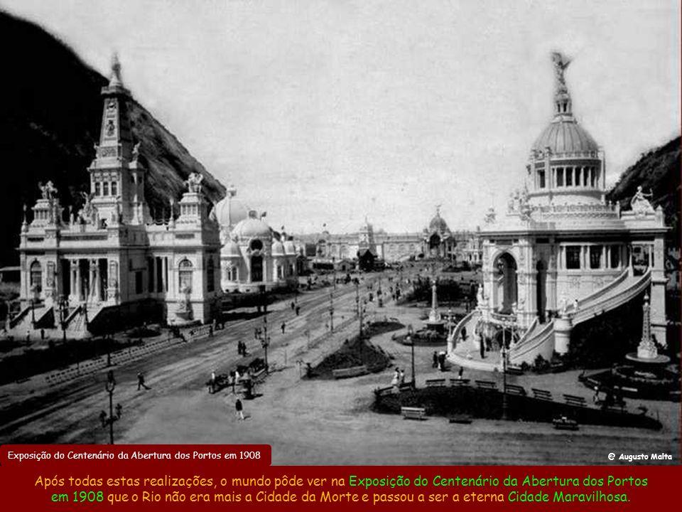 Exposição do Centenário da Abertura dos Portos em 1908