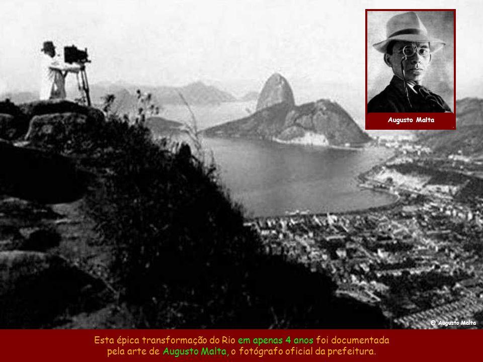 Esta épica transformação do Rio em apenas 4 anos foi documentada