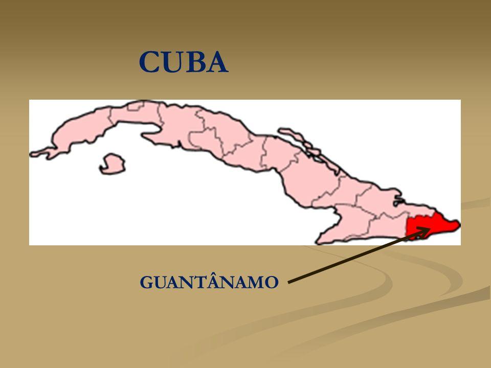 CUBA GUANTÂNAMO