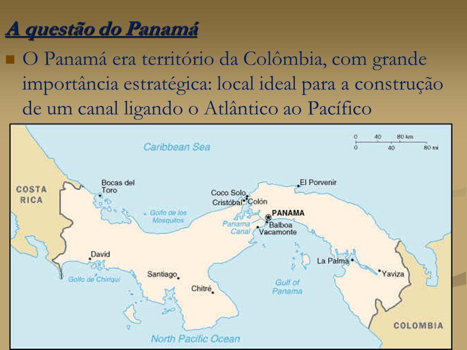 A questão do Panamá