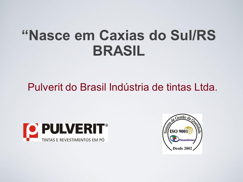 Nasce em Caxias do Sul/RS