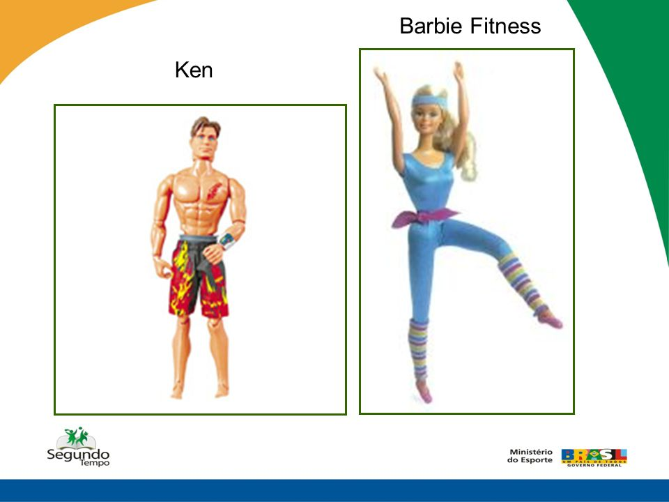 Barbie Fitness Ken