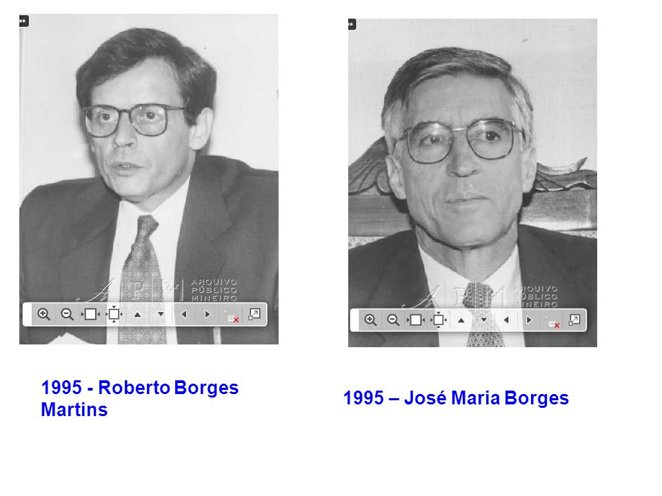 1995 - Roberto Borges Martins