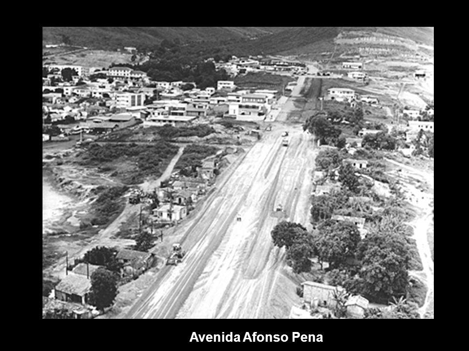 Avenida Afonso Pena