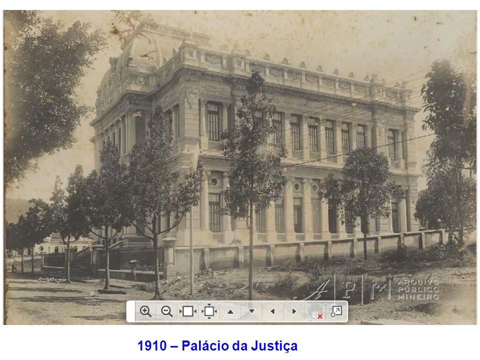 1910 – Palácio da Justiça