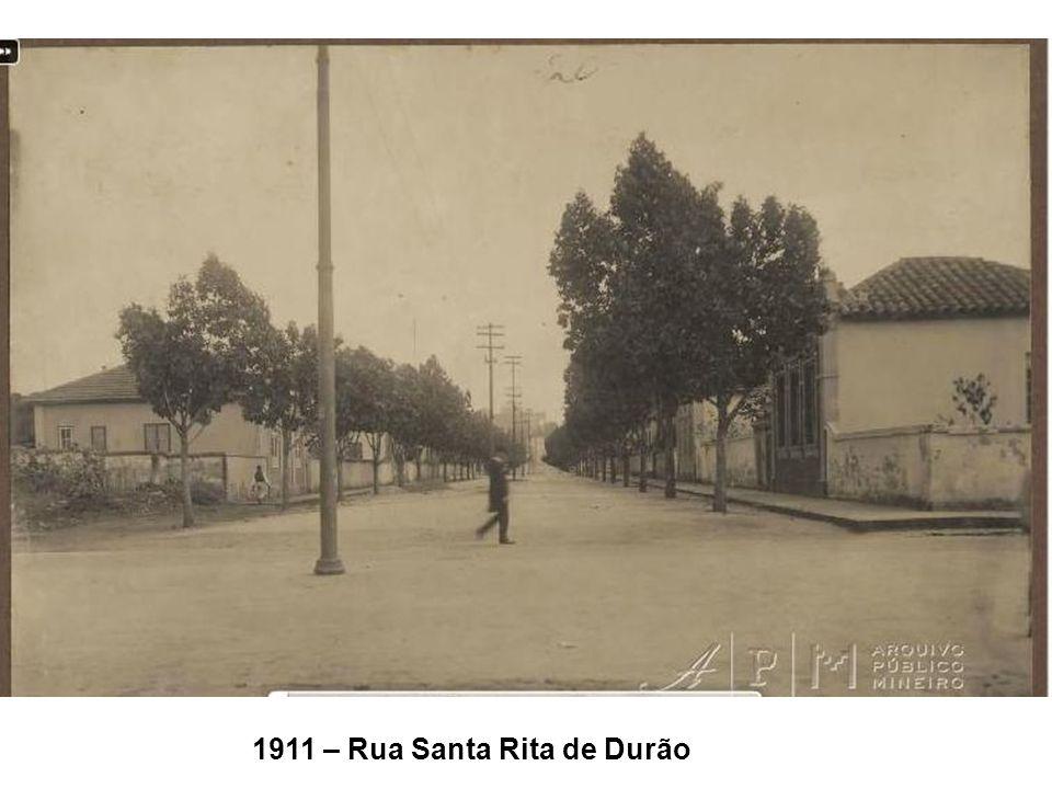 1911 – Rua Santa Rita de Durão