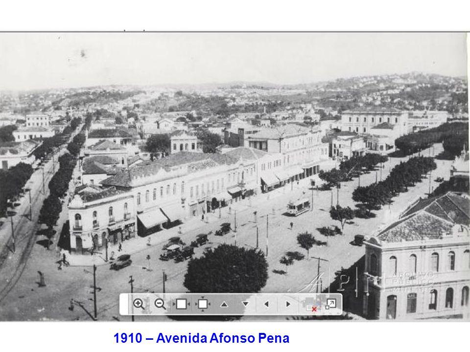 1910 – Avenida Afonso Pena