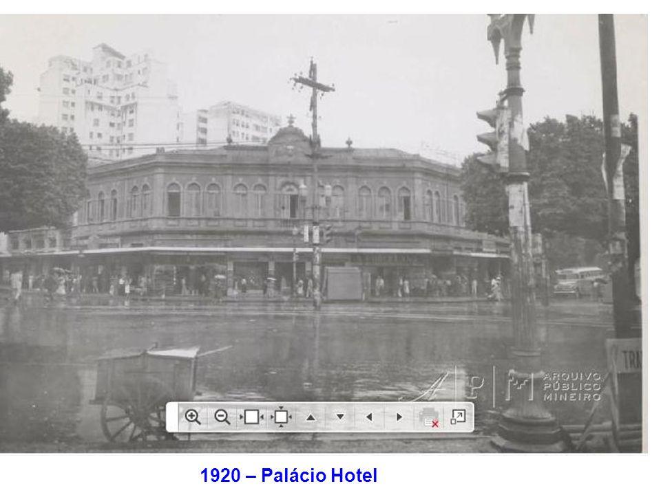 1920 – Palácio Hotel