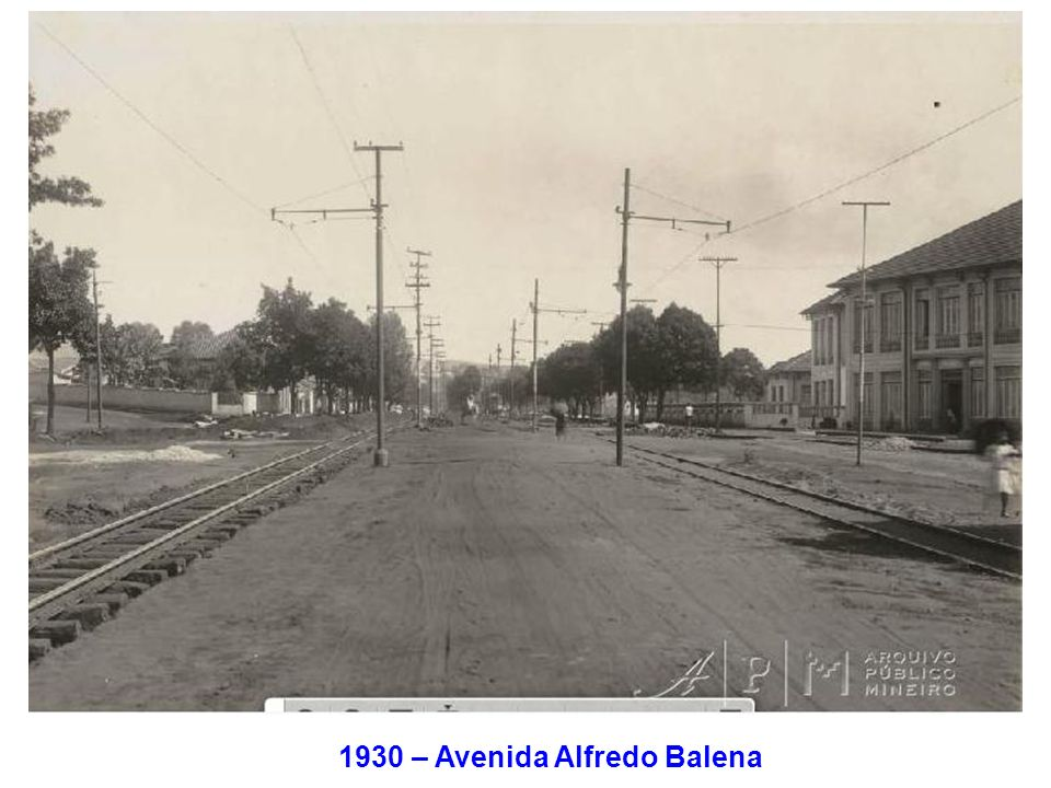 1930 – Avenida Alfredo Balena