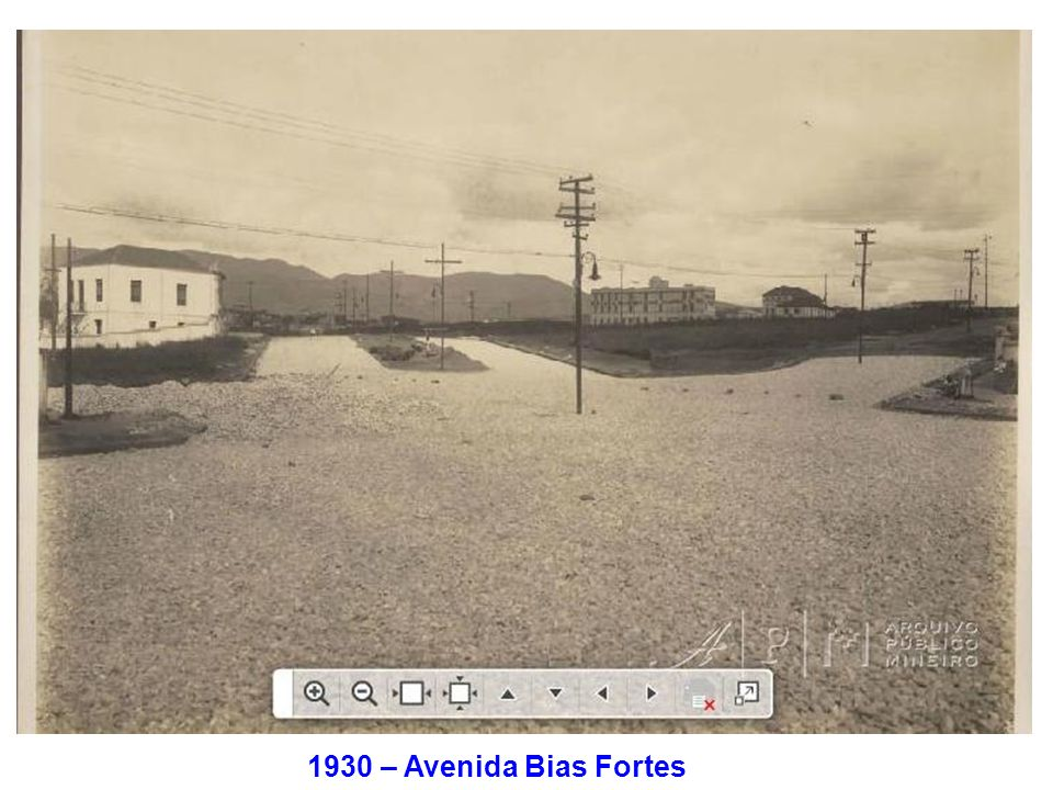1930 – Avenida Bias Fortes