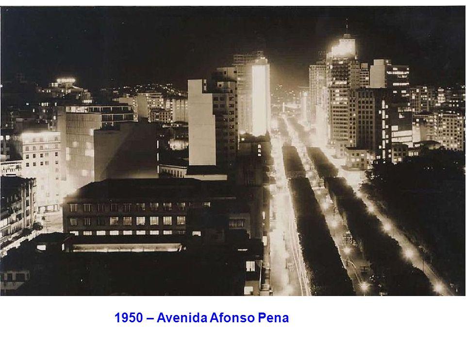 1950 – Avenida Afonso Pena