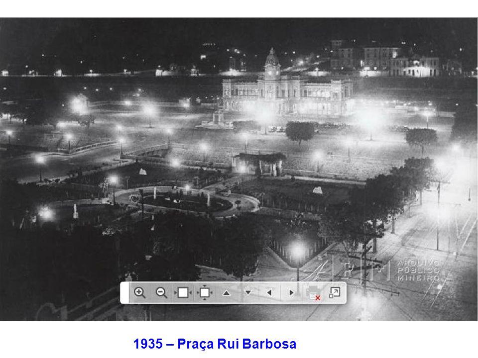 1935 – Praça Rui Barbosa