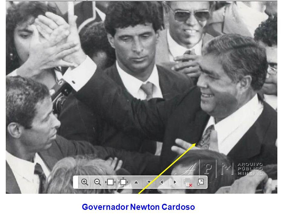 Governador Newton Cardoso