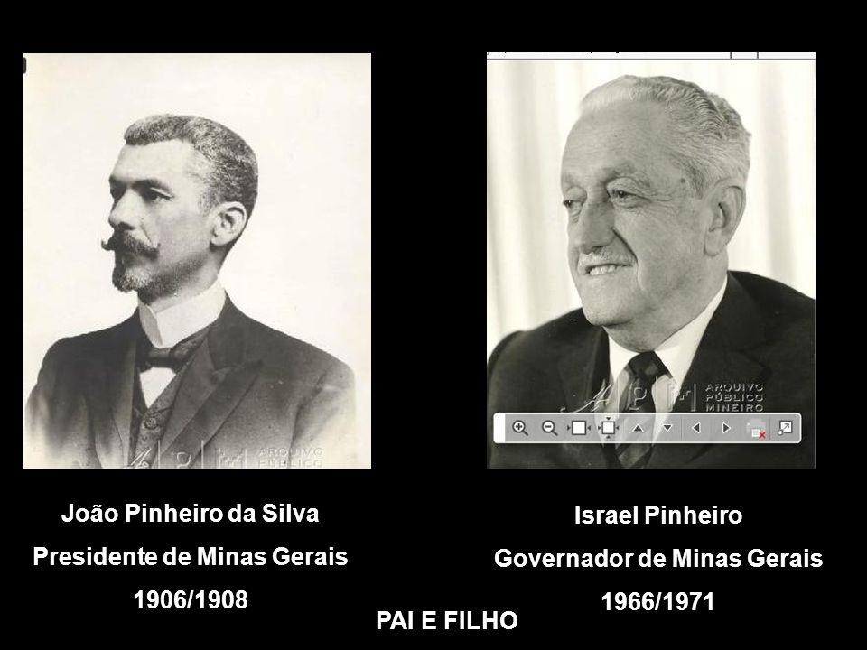 Presidente de Minas Gerais Governador de Minas Gerais