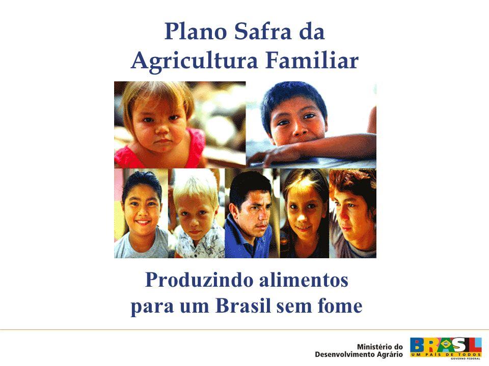 Plano Safra da Agricultura Familiar