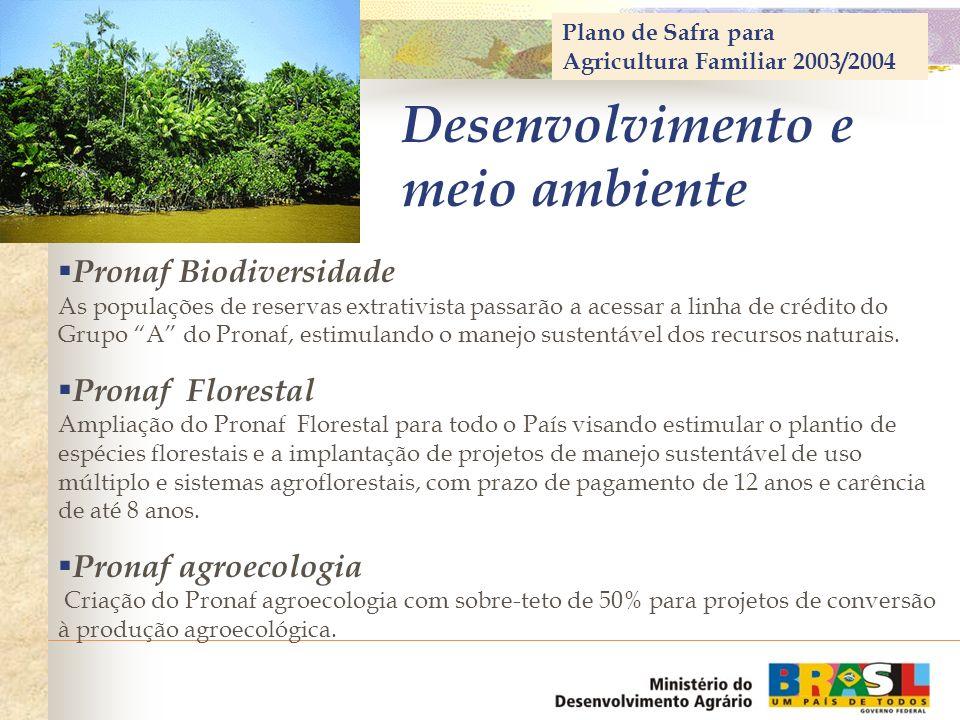 Desenvolvimento e meio ambiente