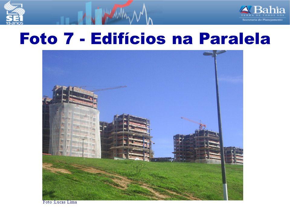 Foto 7 - Edifícios na Paralela