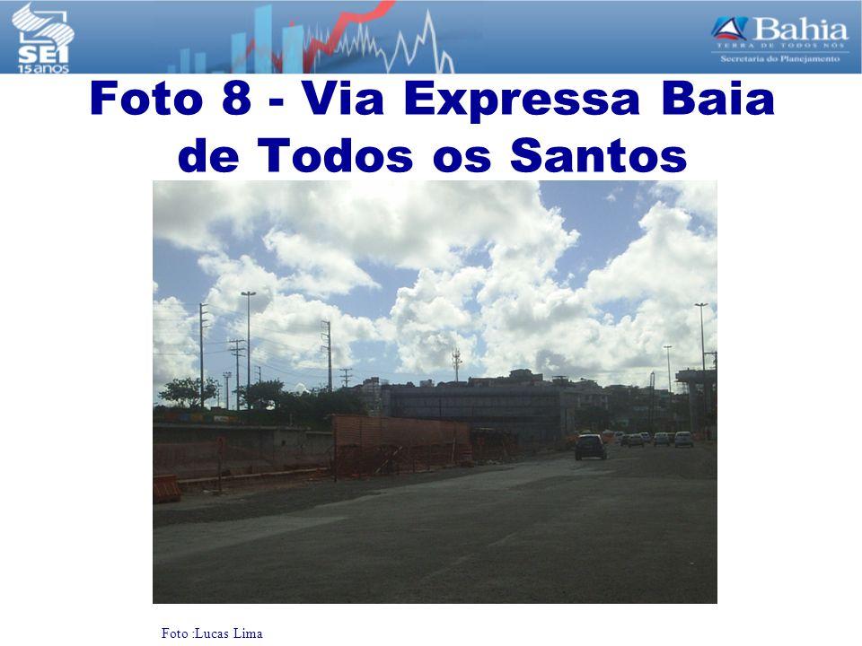 Foto 8 - Via Expressa Baia de Todos os Santos