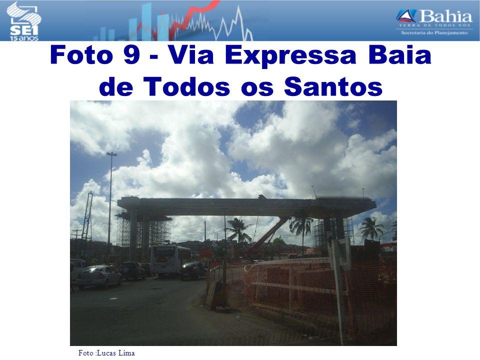 Foto 9 - Via Expressa Baia de Todos os Santos