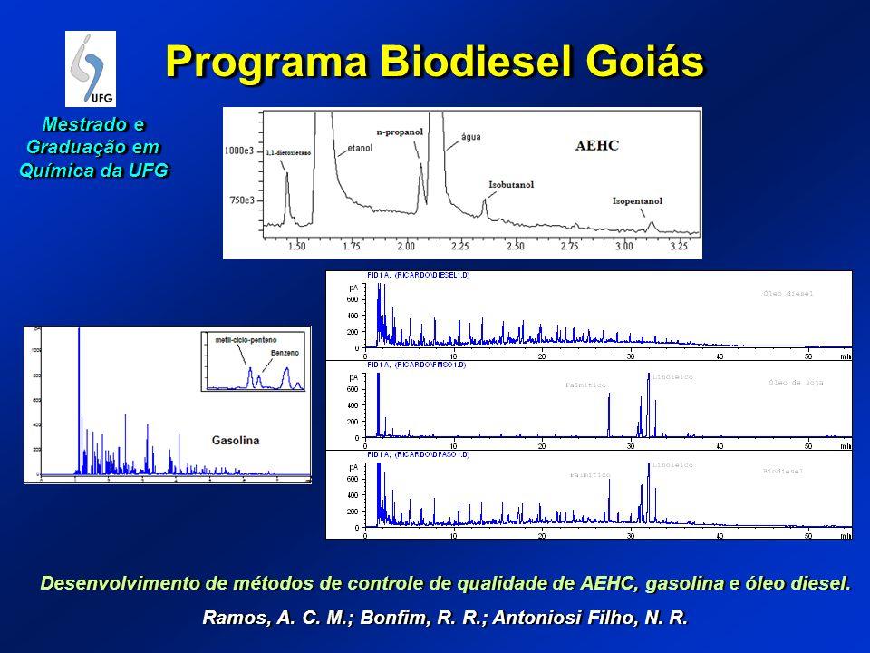 Programa Biodiesel Goiás