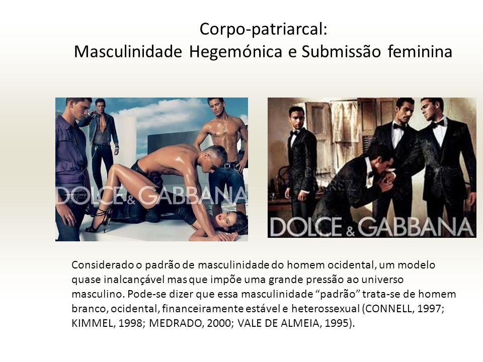 Corpo-patriarcal: Masculinidade Hegemónica e Submissão feminina