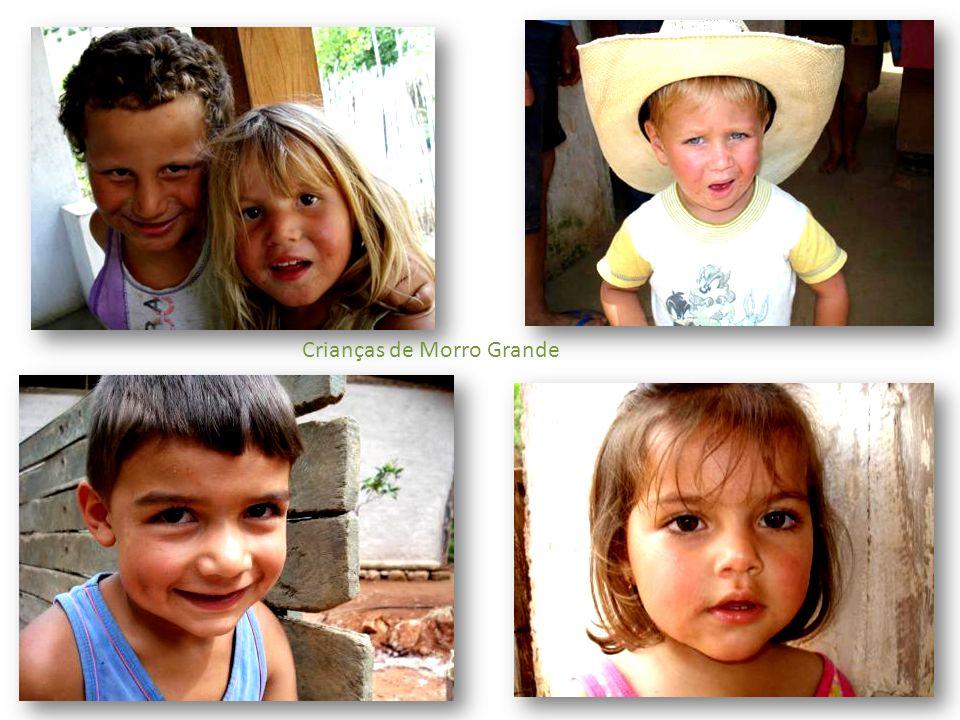 Crianças de Morro Grande