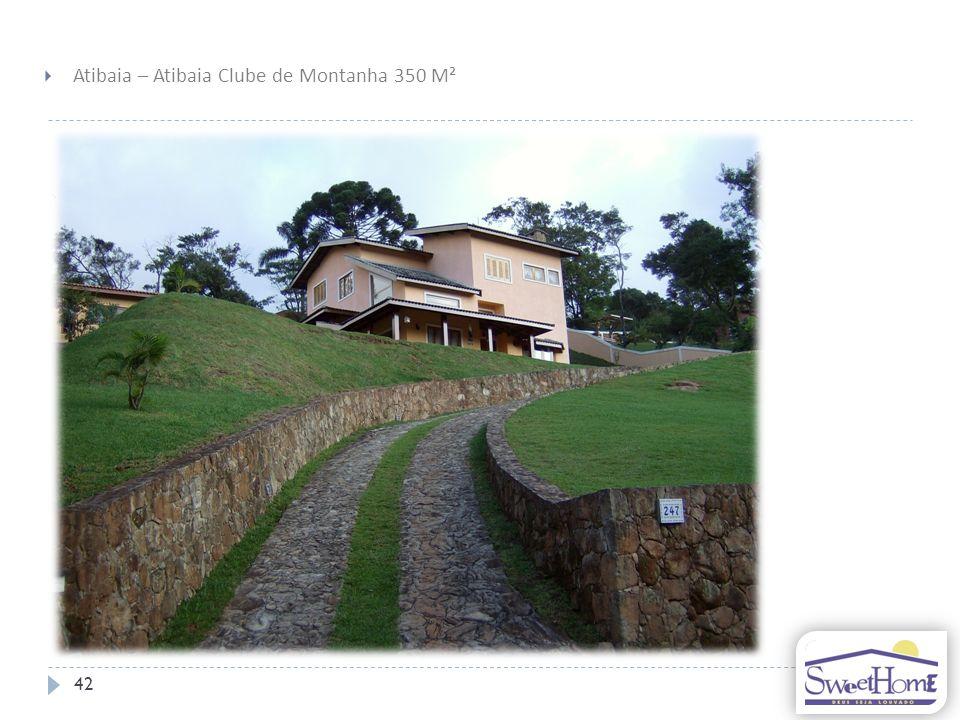 Atibaia – Atibaia Clube de Montanha 350 M²