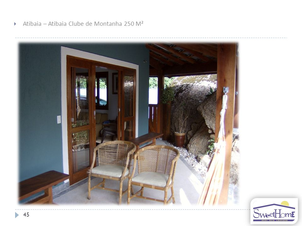 Atibaia – Atibaia Clube de Montanha 250 M²