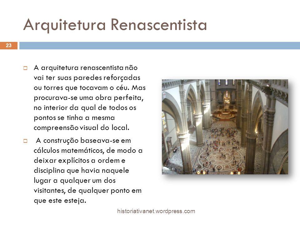Arquitetura Renascentista