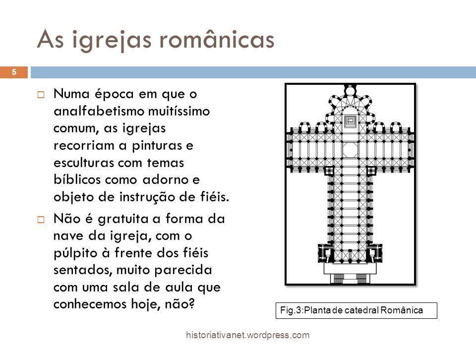 As igrejas românicas