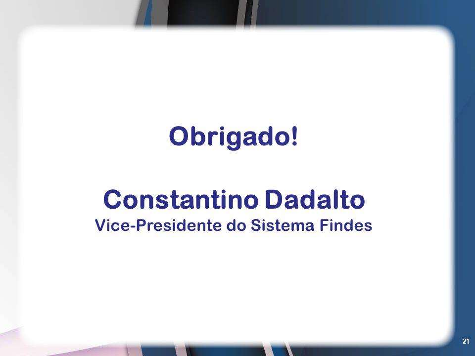 Vice-Presidente do Sistema Findes