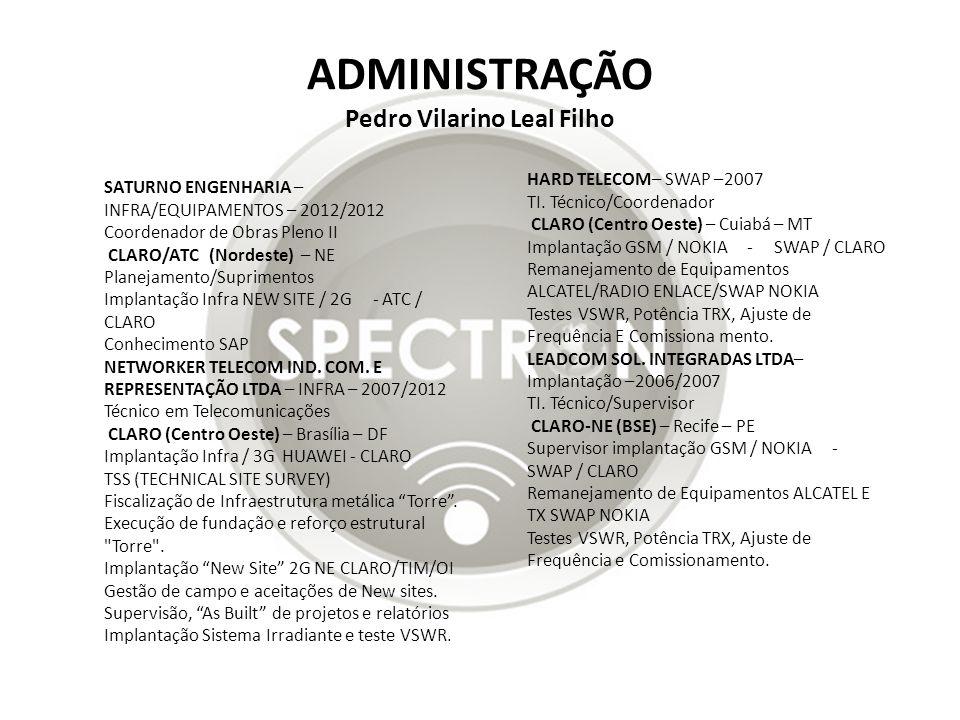 Pedro Vilarino Leal Filho