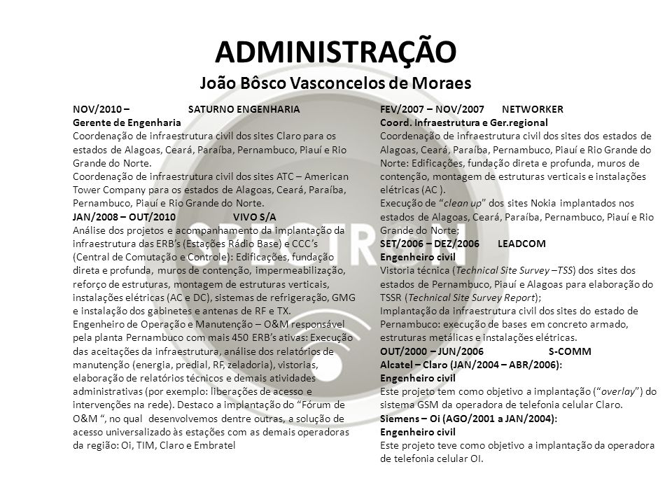 João Bôsco Vasconcelos de Moraes
